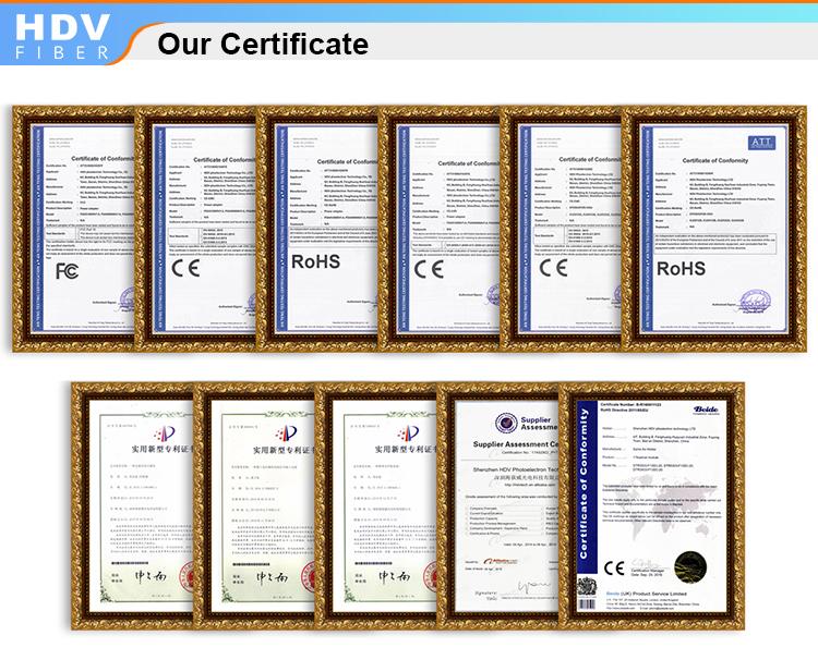 详情页证书