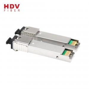 1.25G 20KM SC 1310/1550nm Single mode single fiber BIDI SFP