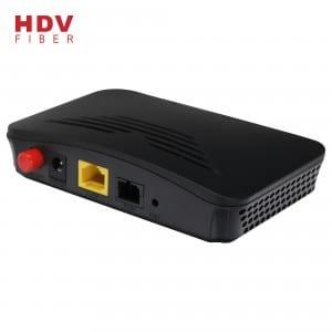 FTTH Single Port Modem Fiber Optical Device Gpon epon ONU