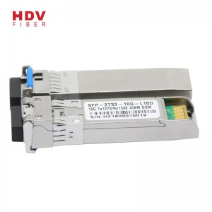 China Sfp 10g 80 Km Manufacturers and Suppliers, Factory Quotes | HDV