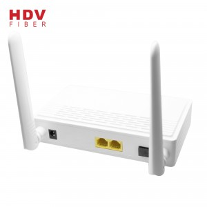 Hot New Products Cisco Transceiver - FTTH Telecom Equipment 1GE+1FE+ WIFI zte Huawei GPON ONT ONU – HDV