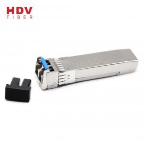 10G 1310nm 20KM LC connector dual fiber optic SFP Transceiver SFP+ module