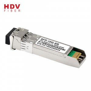 10g Spf + 850nm რეჟიმი Dual Fiber 300 Optical Module SFP 10g Sr
