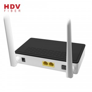 HDV New product 1GE+1FE WIFI router gpon ftth onu for huawei