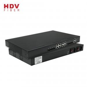 FTTH 4 PON Port GPON/EPON OLT 1.25G Fiber Optic Gepon OLT Price