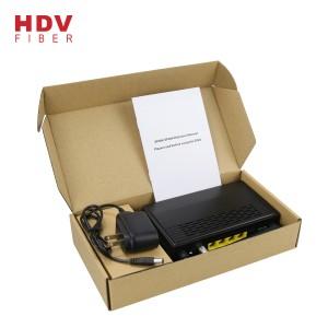 Bdcom Catv Sc/Apc Ont Xpon Onu 1g3f Wifi Fiber Onu Price