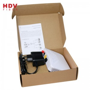 Gigabit Fiber FTTH EPON 1*1000 M 1ge Pon ONU Modem Compatible With ZTE ONU