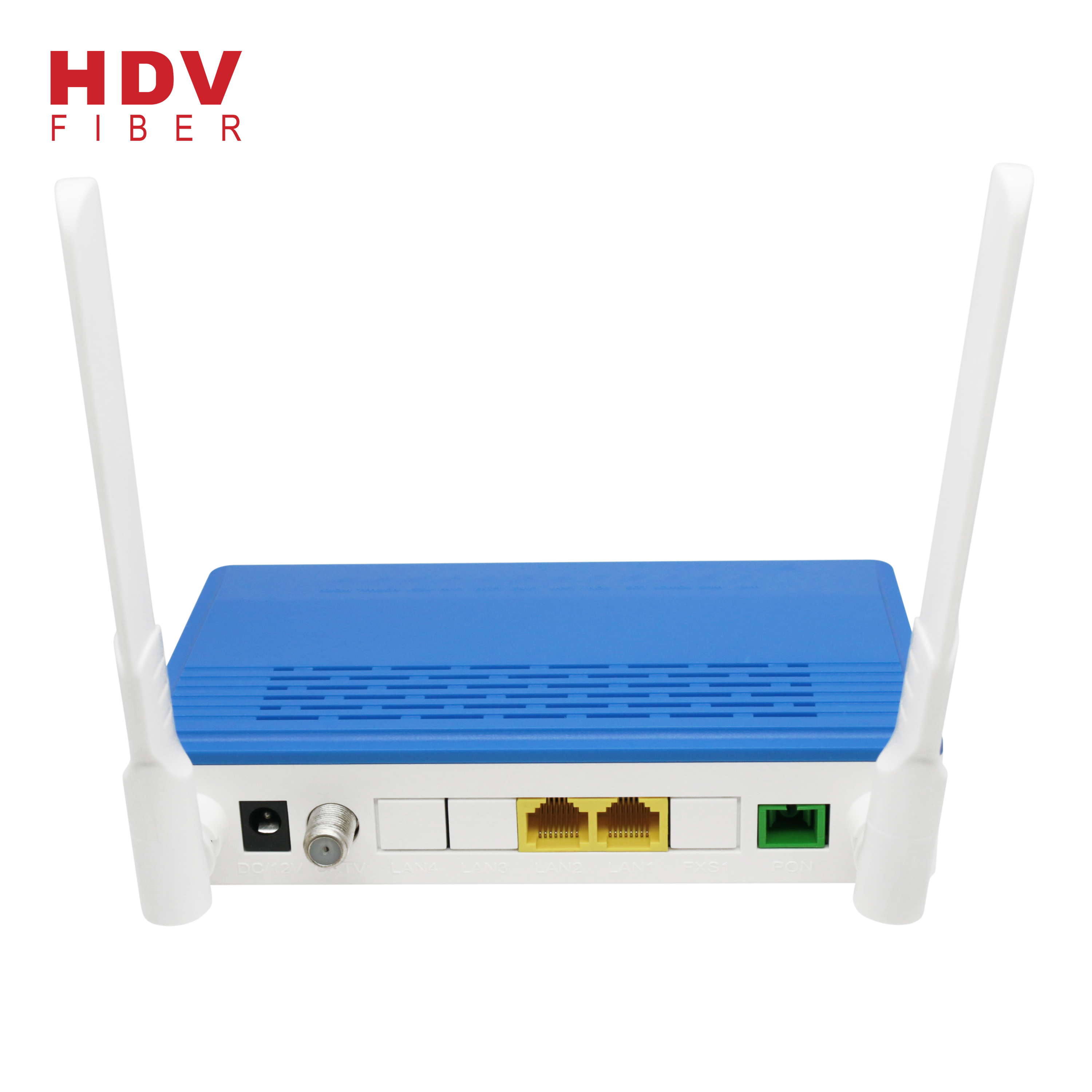 New Design Dual Mode 1G1F Catv And Wifi Xpon Compatible with GPON and EPON Onu/ont Featured Image