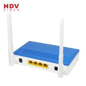Ftth Equipment 1ge 3fe Wifi Optical Network Terminal Epon Onu