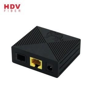 hot sale GEPON mini single port 1GE EPON ONU compatible huawei, zte, fiberhome for FTTX