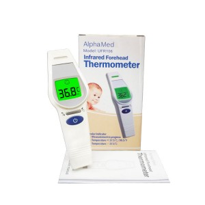 Non Contact Digital Ear Baby Infrared Thermometer Gun Forehead