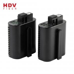10/100M single mode single fiber 20km mini Media Converter