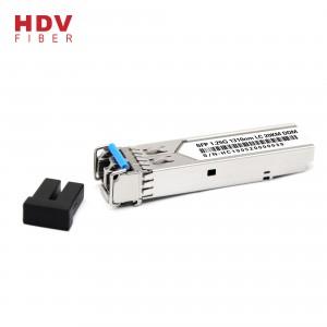 1.25G 1310nm 20KM Single mode dual fiber LC Sfp Module